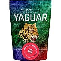 Yerba Mate Yaguar Energia Guarana 500g | Yerba Mate thee met fruit | Mate thee zeer hoog in cafeïne Hoge kwaliteit…