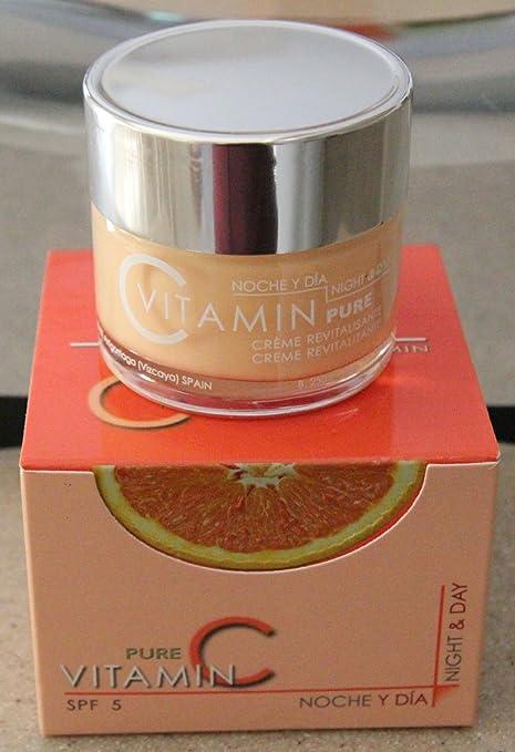 Noche&Dia Noche y Dia Crema de Vitamina C
