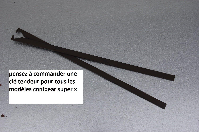 TRAPGALLIER Cl/é tendeur pour pi/ège /à Oeuf