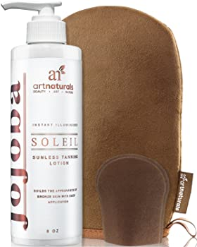 ArtNaturals Sunless Self-Tanner Lotion