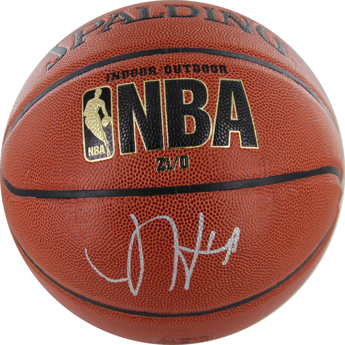 NBA Houston Rockets Memorabilia James Harden Signed Basketball Steiner Sports HARDBKS000000