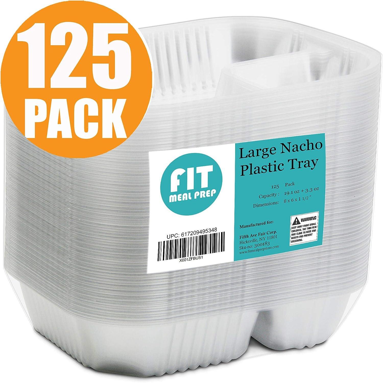 Amazon.com: Nacho Bandeja de plástico antiderrames Nachos ...