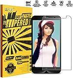 Elv Tempered Glass Screen Protector Scratch Free Ultra Clear HD Screen Guard for ASUS ZENFONE2 (ZE551ML)/(ZE550ML)