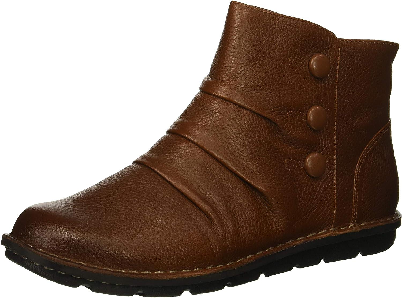 Clarks Womens Janice Verna Fashion Boot
