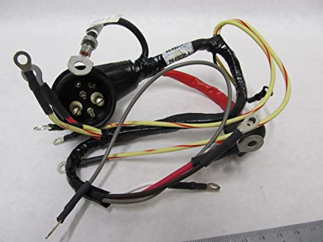amazon com 84 69236a1 69236 quicksilver wiring harness mercury rh amazon com 2008 mercury mariner trailer wiring harness