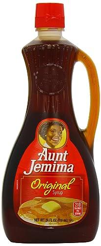 Aunt Jemima Original Syrup 710ml-24oz