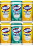 Clorox Disinfecting Wipes Value Pack, Fresh Scent and Citrus Blend