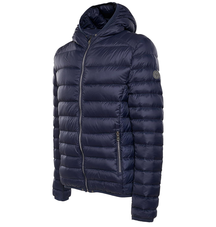 ea376a7738962 Nordkapp Piumino Uomo P1010514 Poliammide Blu  Amazon.it  Abbigliamento