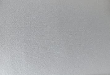 Medium Grey 1 Yard Automotive Headliner Fabric Foam Backed