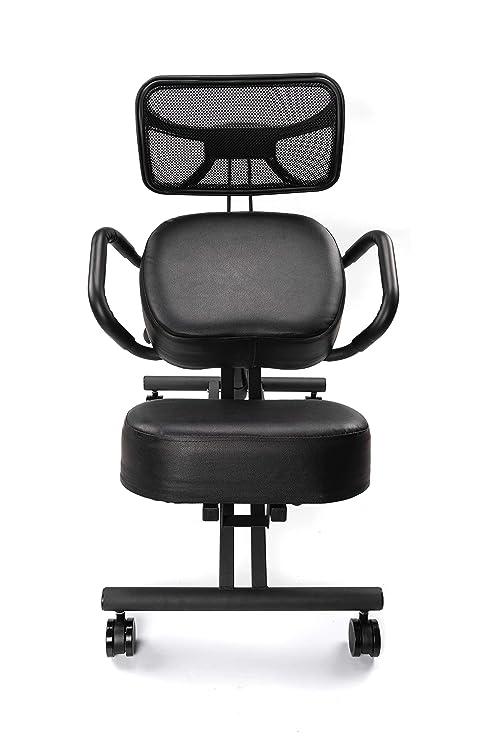 Amazon.com: Silla Monk - Silla de oficina ergonómica - Silla ...