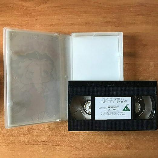 Betty Boop [VHS]: Amazon.es: Cine y Series TV