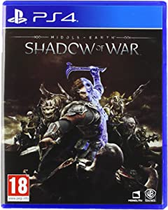 PS4 Shadow of war - Middle Earth