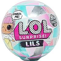 LOL Surprise Lils Winter Disco Serie, Muñeco, 5