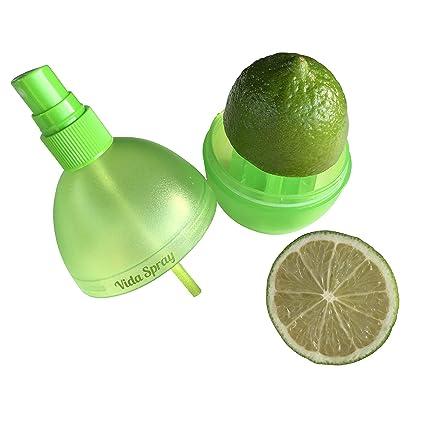 Vida Spray, el Aerosol de Cítricos de Limón y Exprimidor de Lima, el Mejor
