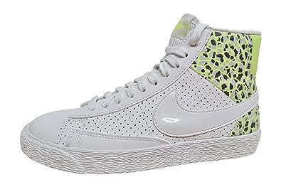 e0f3586b365b Nike Womens Blazer mid PRM hi top Trainers 403729 Sneakers Shoes (US 5.5