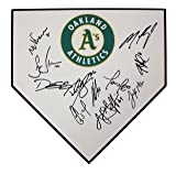Oakland Athletics 2013 Team Autographed Signed