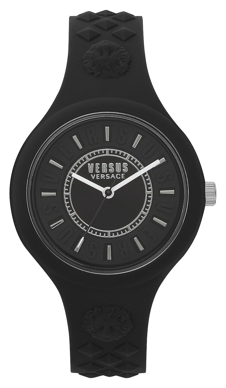 CDM product Versus by Versace Women's Analogue Quartz Watch with Silicone Strap VSPOQ2018 big image