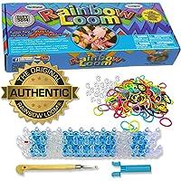 Rainbow Loom Kit para Hacer Pulseras y Accesorios