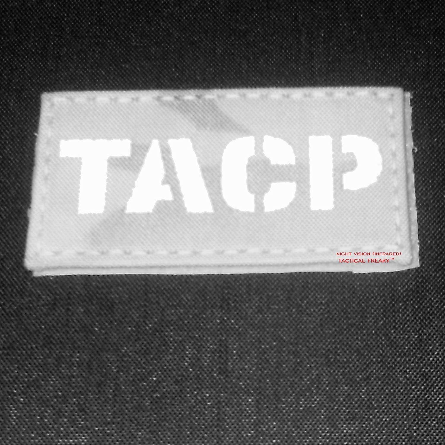 Multicam TACP Tactical Air Control Party Air Support AFSOC AFSC 1C4X1 Infrared IR Tactical Morale Fastener Patch