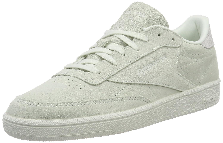 Beige (Opalblanc) Reebok Club C 85 NBK, Chaussures de Tennis Femme 41 EU