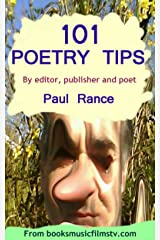 101 Poetry Tips Kindle Edition