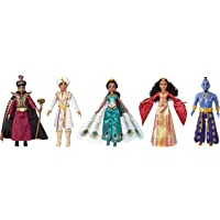 Deals on Disney Aladdin Agrabah Collection 5 Fashion Dolls w/Accessories