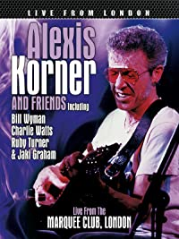 Alexis Korner & Friends – Live From London