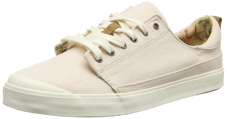 Reef Women's Girls Walled Low Fashion Sneaker B01GQP4J36 11 B(M) US Ivory/Rose