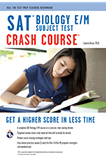Manual SAT Subject Test: Chemistry Crash Course (SAT PSAT