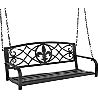 Best Choice Products 2-Person Swing Bench in Bronze