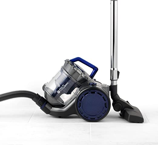 Beldray® BEL0812 Multicyclonic Pet+ Vacuum Cleaner with 2 In 1 Crevice Tool, 2.5 L, 700 W