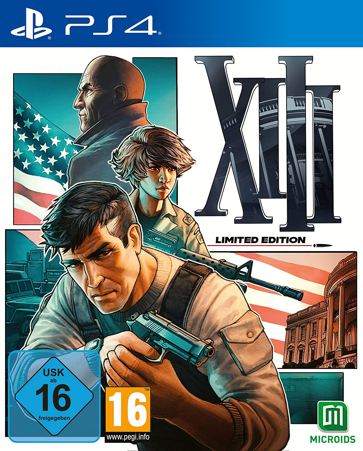 XIII Remake PS4