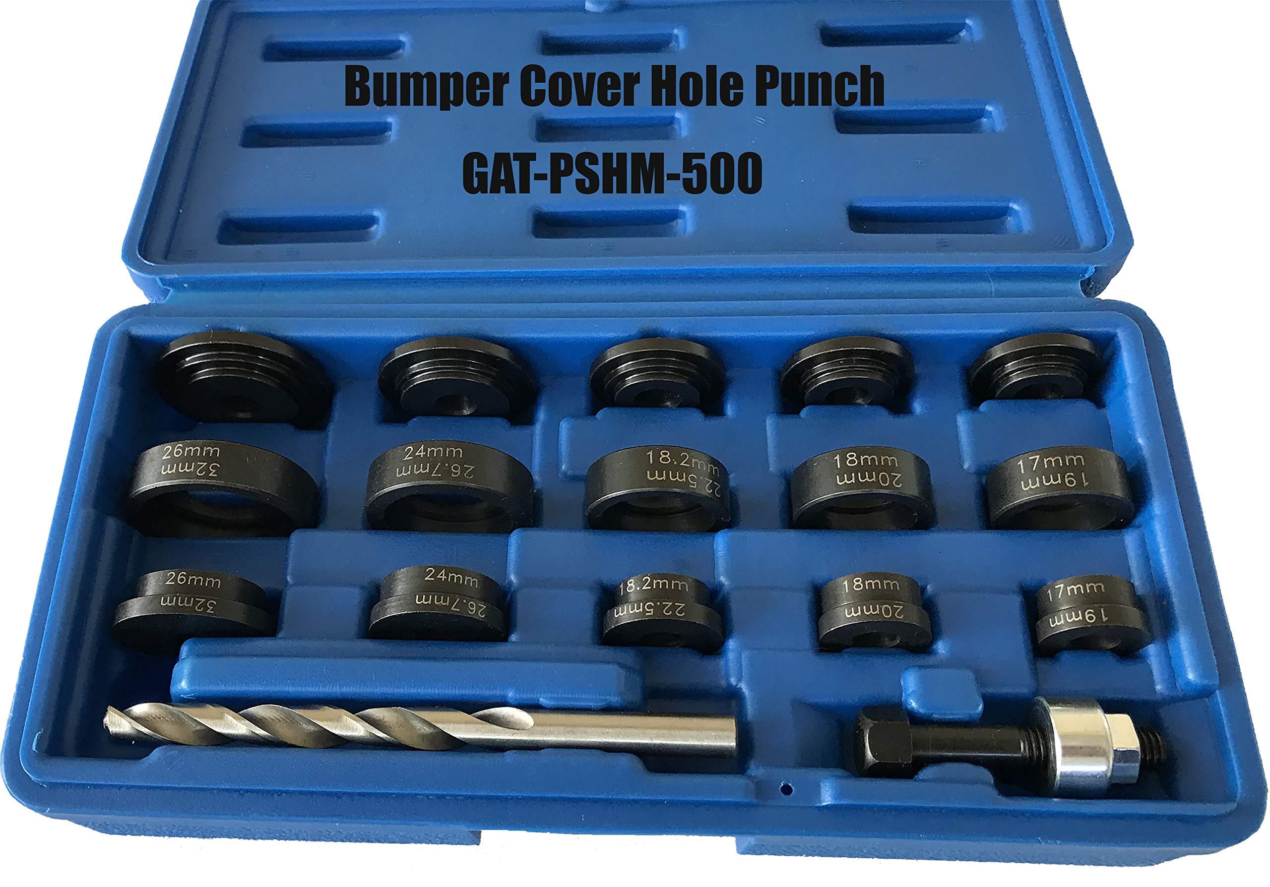 Grade A Tools Bumper Cover- Parking Sensor Hole Maker-Punch