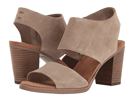 Womens Majorca Cutout Sandal (12 B(M) US/42-43 EUR Desert.Taupe)