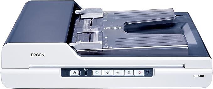 19 opinioni per Epson GT-1500 Scanner Flatbed / letto piano