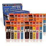 20x Druckerpatronen Komp. Für Canon PGI-550XL 550 XL CLI-551XL 551 XL mit Pixma IP7250 IP-7250 MX925 MX-925 IX6850 IX-6850 MX725 MX-725 Patronen