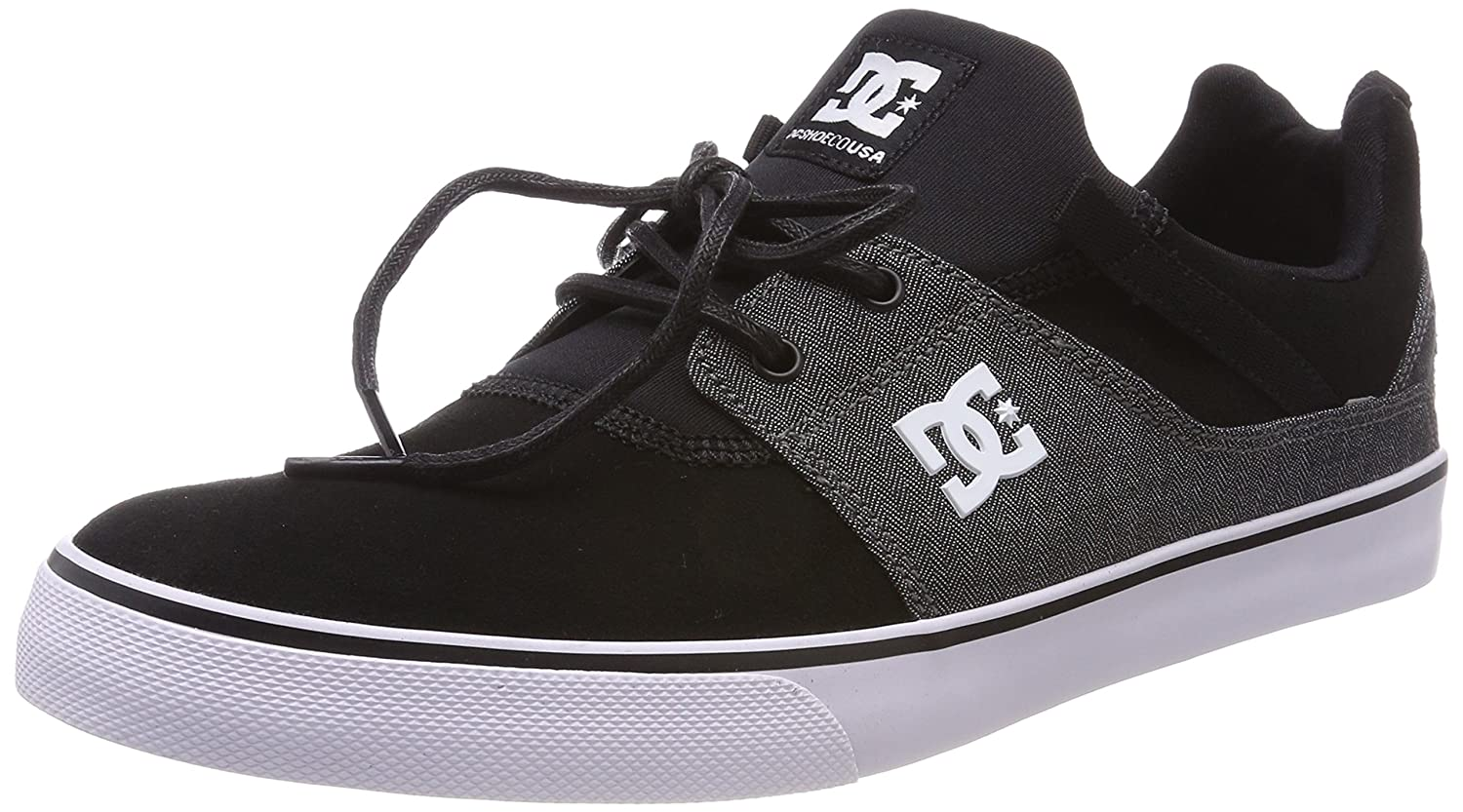 TALLA 43 EU. DC Shoes Heathrow Vulc Se, Zapatillas para Hombre