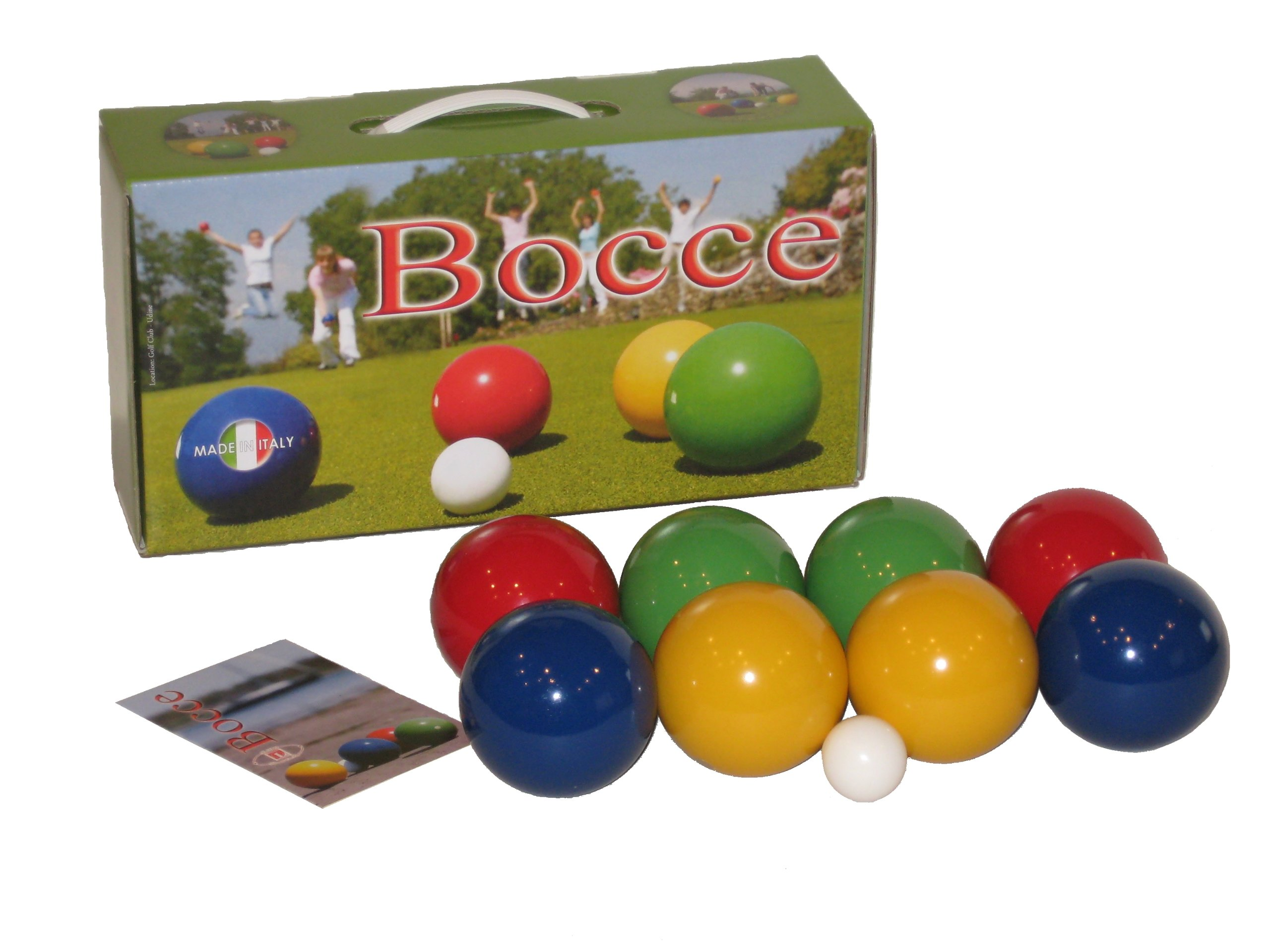 Toymarketing International Gymnic Junior Play Bocce Set by Toymarketing International