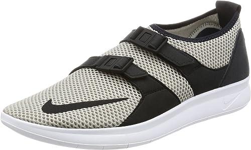Nike Mens Air Sockracer SE Mesh Low Top Sneakers