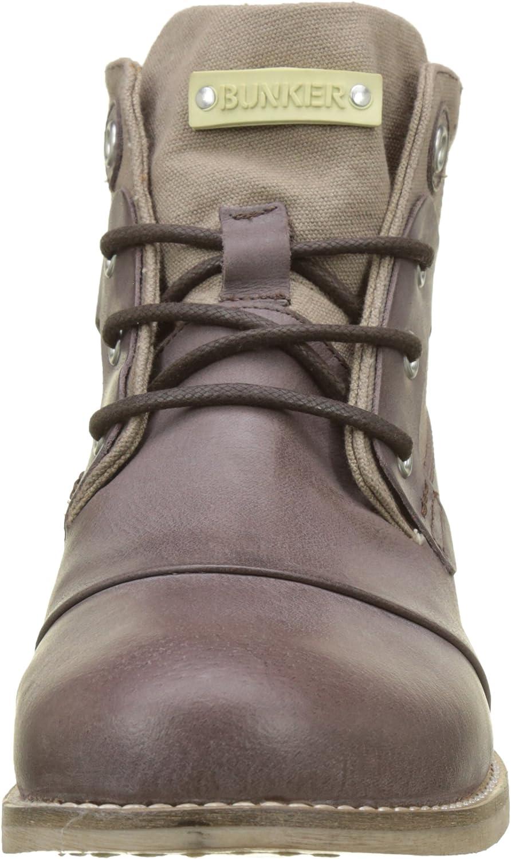 Bunker Yon Botines Hombre: Amazon.es: Zapatos y complementos