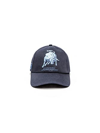 c81e695ce4ef6 Image Unavailable. Image not available for. Color  LAMBORGHINI Bull 1963  Hat Blue Achelo