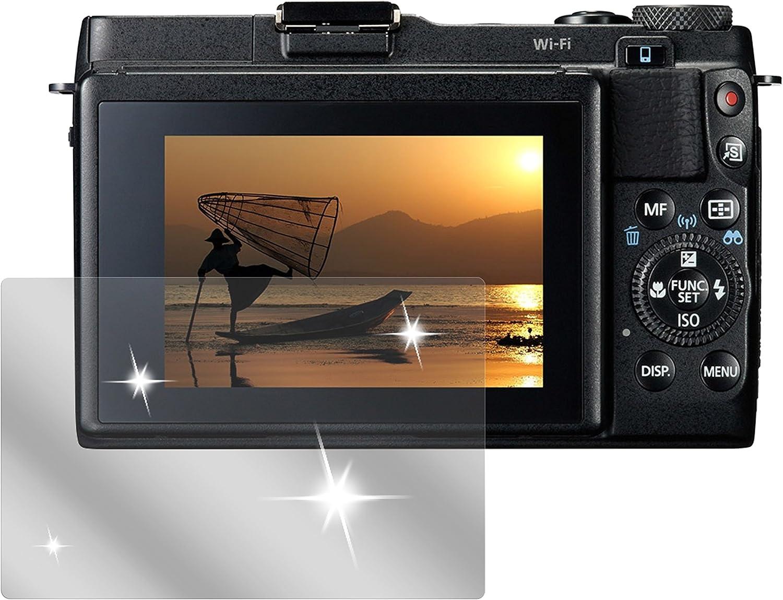 Dipos I 6x Schutzfolie Klar Kompatibel Mit Canon Computer Zubehör