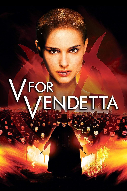 Amazon.com: V for Vendetta Poster Wall Decor Wall Print Wallpaper V for Vendetta Movie Home Decor Wall Accessories: Handmade
