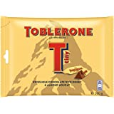 Toblerone Tone Milk Minis Bag, 200g