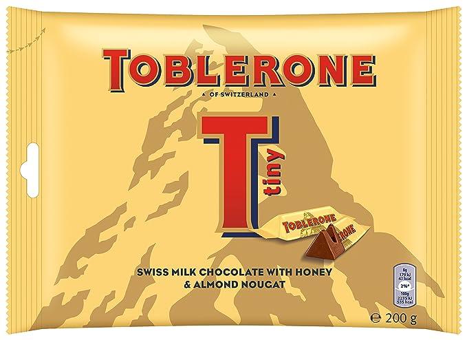 Toblerone Tone Milk Minis Bag 200g