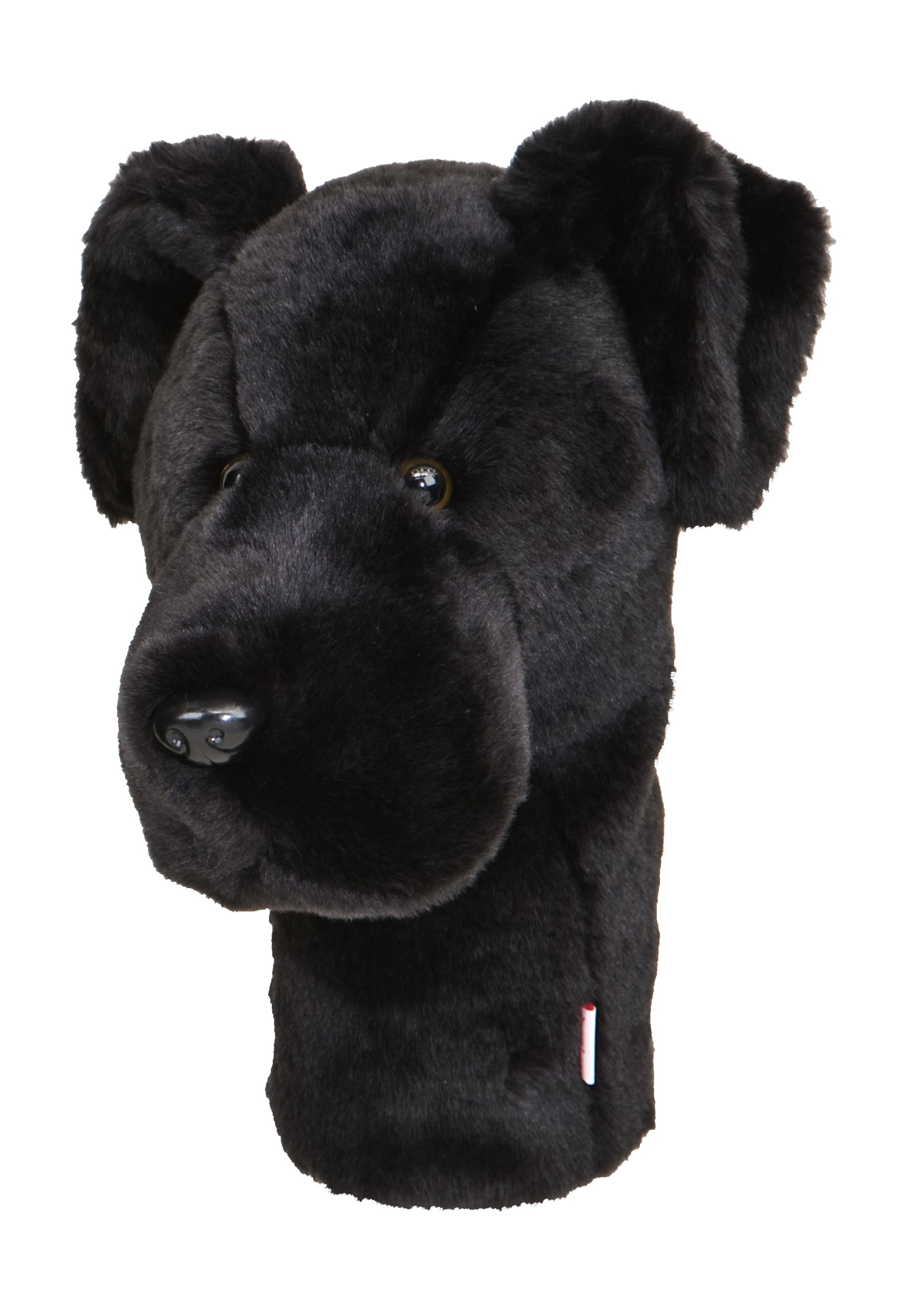 Daphne's Black Lab Headcovers by Daphne's Headcovers