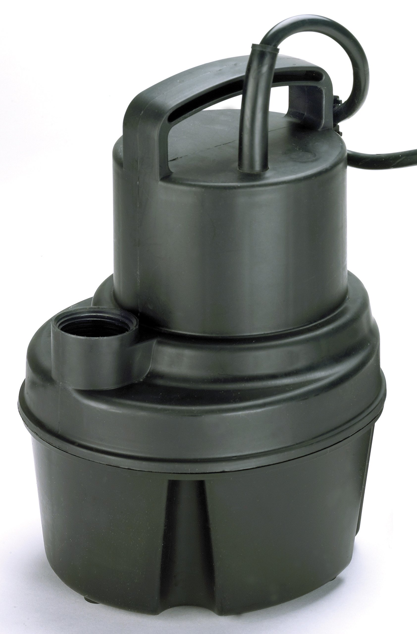 Danner Manufacturing, Inc. Mainstream 6MSP, 1400GPH Utility Sump Pump, #02585 by DANNER MANUFACTURING