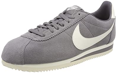 finest selection d3314 7569d Nike Mens Classic Cortez Se Low-Top Sneakers, Grey (GunsmokeSail 005