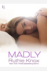 Madly: A New York Novel (The New York Trilogy Series Book 2) Kindle Edition