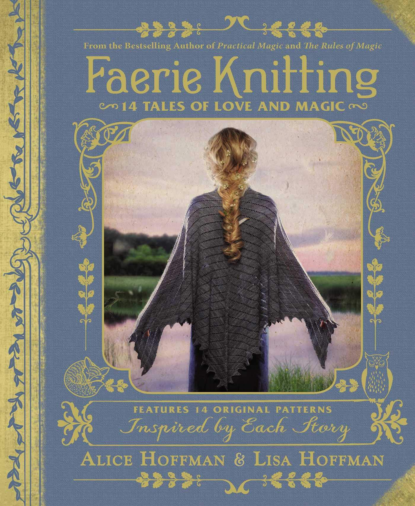 Download Faerie Knitting: 14 Tales of Love and Magic pdf